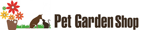 logo pet garden shop perugia